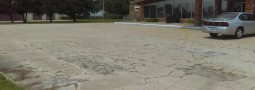 Parking Lot Repaving Project
