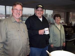 Pastor Steve Hadra, Dan & Jeannie Moody